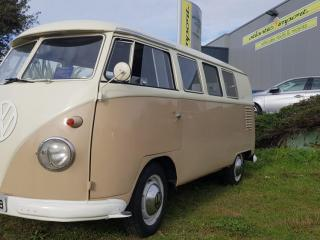 ATLANTIC IMPORT CLASSIC VW COMBI T1 SPLIT WINDOW + FENETRES SAFARI