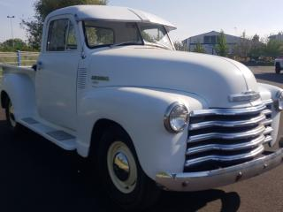 ATLANTIC IMPORT CLASSIC CHEVROLET PICK-UP 3100 V6 217ci SHORT-BED