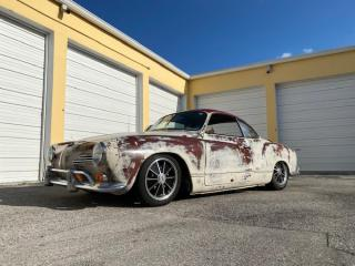 ATLANTIC IMPORT CLASSIC VW KARMANN GHIA COUPE