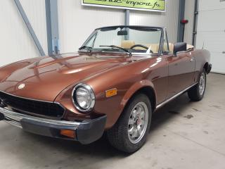 ATLANTIC IMPORT CLASSIC FIAT 124 SPIDER PININFARINA 2.0 INJECTION